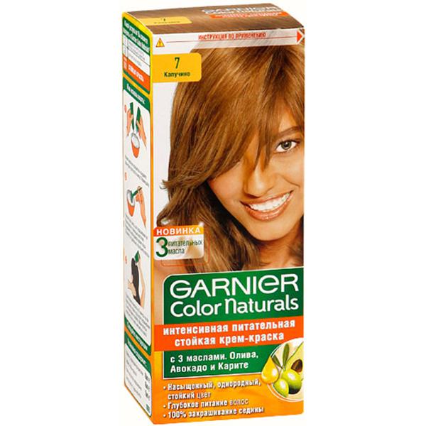 Краска медный цвет волос