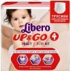Трусики LIBERO Up&Go/4/ 7-11кг /74/ - marislav.ru - Екатеринбург