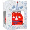 Наб.НОВОГОДНЕЕ ЧУДО Гель-пена для ванн в упаковке - Бытовая химия, хозтовары оптом от компании Марислав, Екатеринбург
