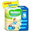 Трусики HUGGIES/3/ Для мальчиков 7-11 кг /19/ - marislav.ru - Екатеринбург