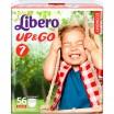 """Трусики LIBERO Up&Go/7/ 16-26кг /56/ - купить оптом в магазине """"Мирослав"""""""