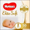 Подг.HUGGIES Elite Soft/2/ Newborn 4-6 /50/ - marislav.ru - Екатеринбург