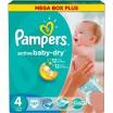 Подг.PAMPERS Active Baby/4/ Maxi 7-14 кг /147/ - marislav.ru - Екатеринбург