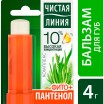 Бал.д/губ ЧИСТАЯ ЛИНИЯ/4/ Фито + пантенол - marislav.ru - Екатеринбург