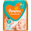 Подг.PAMPERS Sleep & Play/2/ Mini 4-8 кг /18/ - marislav.ru - Екатеринбург