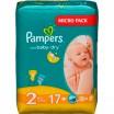 Подг.PAMPERS New Baby/2/ Mini 3-6 кг /17/ - marislav.ru - Екатеринбург