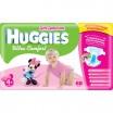 """Подг.HUGGIES Ultra Comfort/4+/ Для девочек 10-16 /68/ - купить оптом в магазине """"Мирослав"""""""