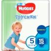 Трусики HUGGIES/5/ Для мальчиков 13-17 кг /15/ - marislav.ru - Екатеринбург