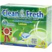 """Табл.CLEAN & FRESH/15шт/ Active Oxigen Lemon 5 в 1 - купить оптом в магазине """"Мирослав"""""""