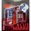 Наб.BLUE MARINE For Men Sport *Гель д/душа+Пена д/брит* - Бытовая химия, хозтовары оптом от компании Марислав, Екатеринбург