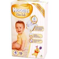 Подг.HUGGIES Elite Soft/4/ Maxi 8-14 /19/ - Бытовая химия, хозтовары оптом от компании Марислав, Екатеринбург