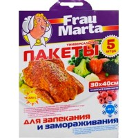 Пакет д/запек.FRAU MARTA/5шт/30*40/ - marislav.ru - Екатеринбург