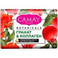 Мыло CAMAY/85/ Botanicals Цветы граната - marislav.ru - Екатеринбург