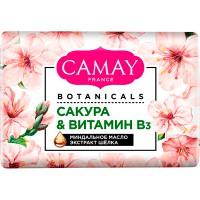 Мыло CAMAY/85/ Botanicals Японская сакура - marislav.ru - Екатеринбург