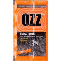 Пластины OZZ/10/ Ультра защита - Бытовая химия, хозтовары оптом от компании Марислав, Екатеринбург
