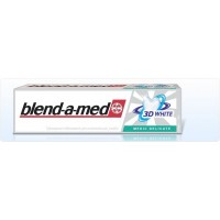З/п BLEND-A-MED/100/ 3D White Medic Delicate - Бытовая химия, хозтовары оптом от компании Марислав, Екатеринбург