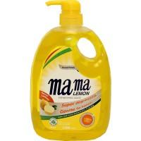 Гель д/пос.MAMA Lemon/1000/ Gold Лимон с дозатором - Бытовая химия, хозтовары оптом от компании Марислав, Екатеринбург