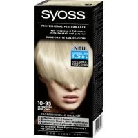 Краска SYOSS =10-95= Холодный блонд - Бытовая химия, хозтовары оптом от компании Марислав, Екатеринбург