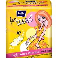 BELLA For teens Ultra Energy /10/ Deo - Бытовая химия, хозтовары оптом от компании Марислав, Екатеринбург