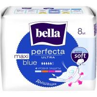 BELLA Perfecta Ultra maxi Blue /8/ - Бытовая химия, хозтовары оптом от компании Марислав, Екатеринбург