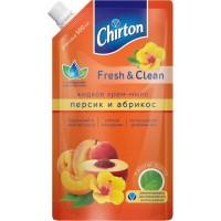 Мыло жид.CHIRTON/500/ Персик и абрикос - marislav.ru - Екатеринбург