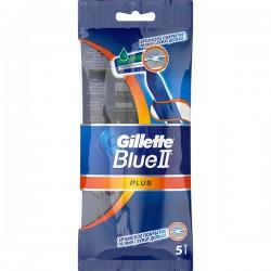 Станок однор.GILLETTE /5/ Blue-II Plus - Бытовая химия, хозтовары оптом от компании Марислав, Екатеринбург