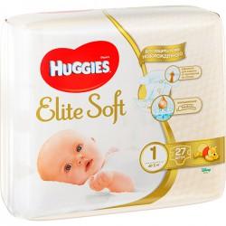 Подг.HUGGIES Elite Soft/1/ Newborn  до 5 /27/ - marislav.ru - Екатеринбург