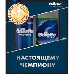 """Наб.GILLETTE Series *Пена д/бр.+ Бальзам п/бр.* - купить оптом в магазине """"Мирослав"""""""