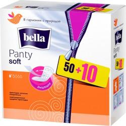 BELLA Panty Soft /50+10/ - Бытовая химия, хозтовары оптом от компании Марислав, Екатеринбург