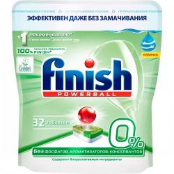 Табл.FINISH/28шт/ Powerball Classic - Бытовая химия, хозтовары оптом от компании Марислав, Екатеринбург