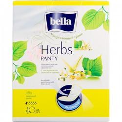 BELLA Panty Herbs /40/ С экстрактом Липового цвета - marislav.ru - Екатеринбург