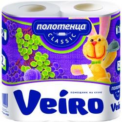 Полот.бум.VEIRO /2шт/ 2сл./ Classic - marislav.ru - Екатеринбург