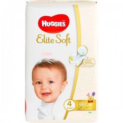 Подг.HUGGIES Elite Soft/4/ Maxi 8-14 /66/ - Бытовая химия, хозтовары оптом от компании Марислав, Екатеринбург