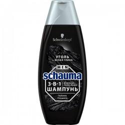 """Шамп.SCHAUMA/400/ муж. Глубокое очищение - купить оптом в магазине """"Мирослав"""""""
