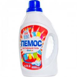 Ст.пор.гель ПЕМОС/1300/ Color - Бытовая химия, хозтовары оптом от компании Марислав, Екатеринбург
