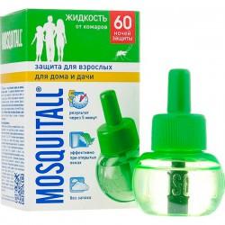 """Жидкость MOSQUITALL/60/ Защита для взрослых - купить оптом в магазине """"Мирослав"""""""