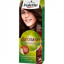 Краска PALETTE Фитолиния =4-0= Каштановый - marislav.ru - Екатеринбург