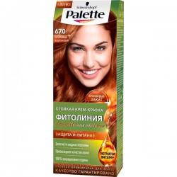 Краска PALETTE Фитолиния =670= Бронзовый каштановый - marislav.ru - Екатеринбург