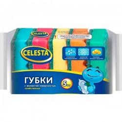 Губка д/пос.CELESTA/5/ С волнистой поверхностью - marislav.ru - Екатеринбург