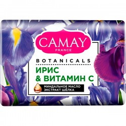 Мыло CAMAY/85/ Botanicals Благоухающий ирис - marislav.ru - Екатеринбург