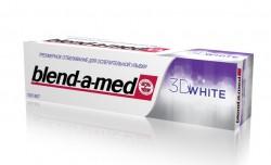 З/п BLEND-A-MED/100/ 3D White - Бытовая химия, хозтовары оптом от компании Марислав, Екатеринбург