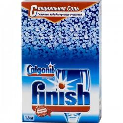 Соль FINISH/1500/ Для посудомоечных машин - Бытовая химия, хозтовары оптом от компании Марислав, Екатеринбург