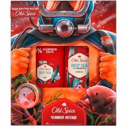 """Наб.OLD SPICE Citron *Гель д/душа + Дез.тв.* - купить оптом в магазине """"Мирослав"""""""