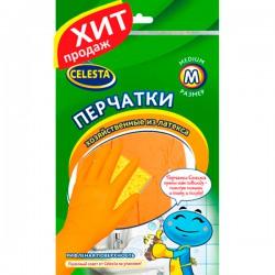 Перч.резин.CELESTA /M/ - Бытовая химия, хозтовары оптом от компании Марислав, Екатеринбург