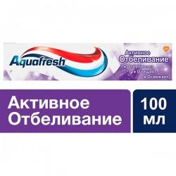 З/п AQUAFRESH/100/ Активное отбеливание - marislav.ru - Екатеринбург
