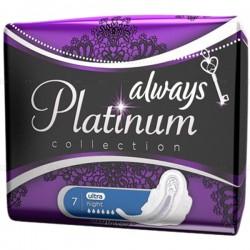 ALWAYS ULTRA Night/7/ Platinum - Бытовая химия, хозтовары оптом от компании Марислав, Екатеринбург