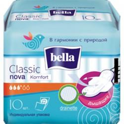 BELLA Classic nova Komfort /10/ - Бытовая химия, хозтовары оптом от компании Марислав, Екатеринбург