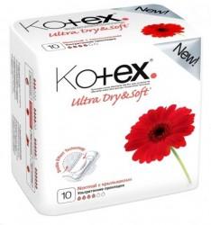 KOTEX Ultra/10/ Normal - Бытовая химия, хозтовары оптом от компании Марислав, Екатеринбург