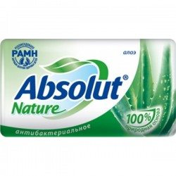 Мыло ABSOLUT/90/ Nature Алоэ - Бытовая химия, хозтовары оптом от компании Марислав, Екатеринбург