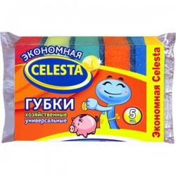 Губка д/пос.CELESTA/5/ Экономная - marislav.ru - Екатеринбург
